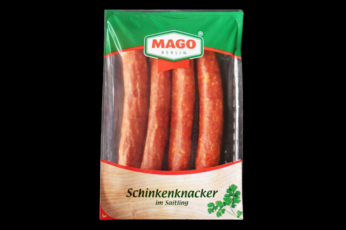 Rohwurst von MAGO